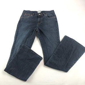 Calvin Klein Denim Jeans Size 7 BootCut